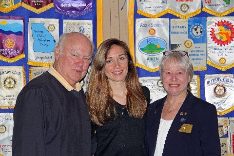Highlands NC Rotary - Youth Exchange